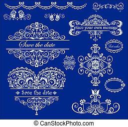 schöne , design, wedding