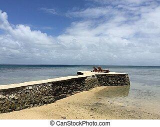 schöne , fidschi