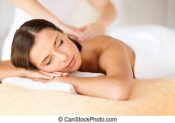 schöne massage