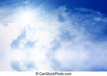 schöne , himmelsgewölbe