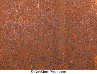 schaaltje, roest, metaal, achtergrond, textuur