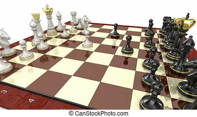 schach spiel