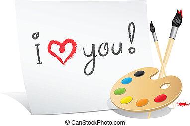 scheda valentine, artista