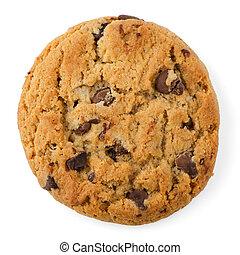 scheggia, biscotto, cioccolato