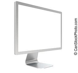 schermo, computer