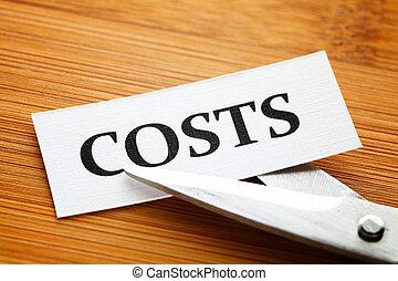 scherpe kosten
