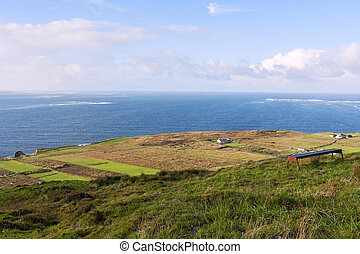 schiereiland, dingle's, -, ierland