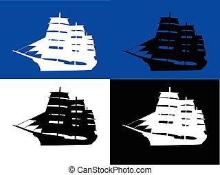 schiffe, hintergrund