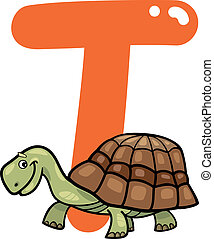 schildpad, t