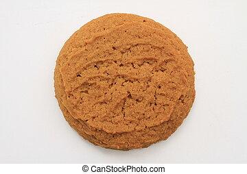 schiocco, biscotti, zenzero