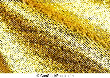 schittering, schitteren, achtergrond, gouden
