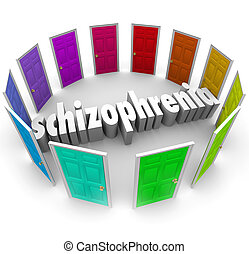 Schizophrenia Many Doors Multiple Personality Disorder - The...
