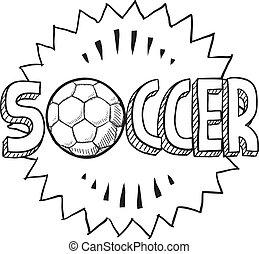 schizzo, calcio