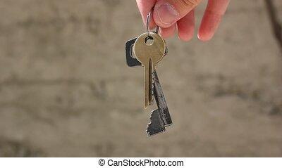 schlüssel, besitz