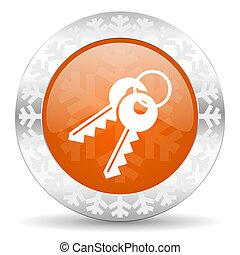 schlüssel, ikone