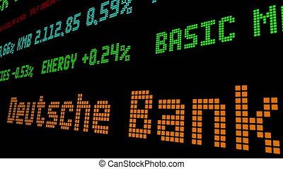 schlecht, verloren, 1.6bn, deutsche, bank, zeitgesteuert,...