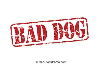 schlechter hund