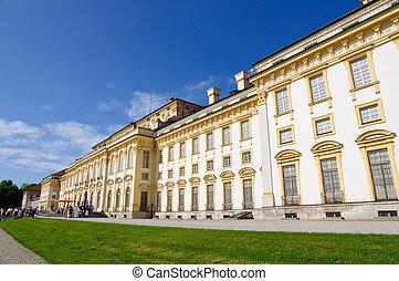 schleissheim, palacio, alemania