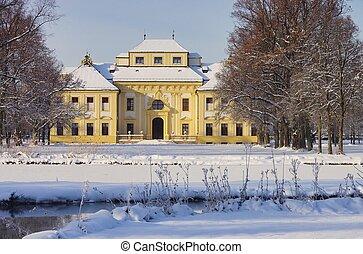 schleissheim, palacio