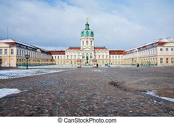 Schloss Charlottenburg in Berlin, Germany