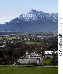 Schloss Leopoldskron palace, Salzburg, Austria