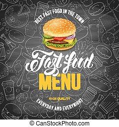 Gesundes essen, logo. Getränk, logos, entwürfe, satz, organische ...