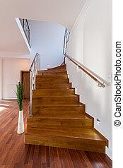 schody, fantazja