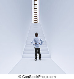 schody, zdar