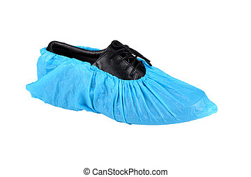 schoen, in, overshoes