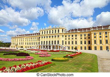 Schoenbrunn Palace, Vienna - Vienna, Austria - Schoenbrunn...