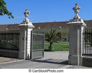 schoenbrunn, wien, palacio