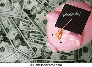 scholarship education concept