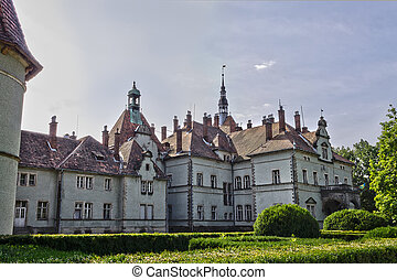 Schonborn hunting castle