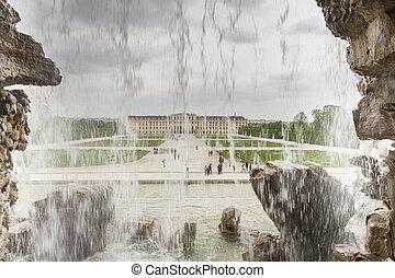 Schonbrunn Palace - Vienna, Austria.