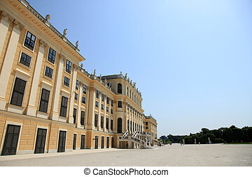 Schonbrunn Palace, Vienna
