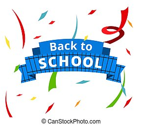 school, 2, back