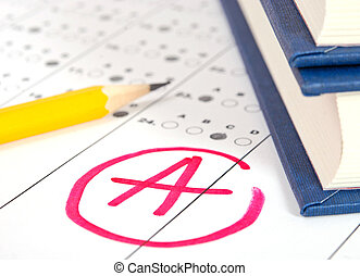 Test paper with result - School and Education. Test paper ...