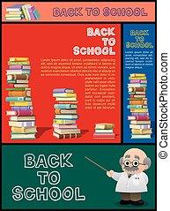 School Banner Set Part 3