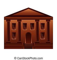 school building education icon