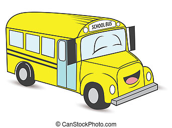 school bus back to school