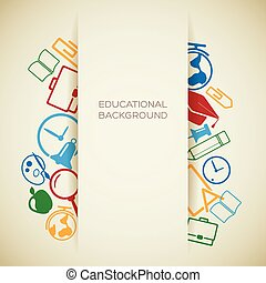 School Education Concept