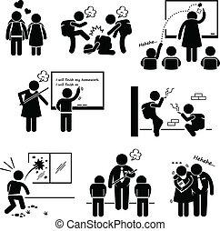 School Education Social Problem