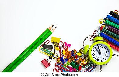 School Equipment Tools