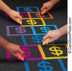 School Financing - School financing and education business...
