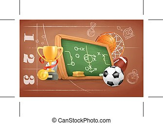 School, game and strategy