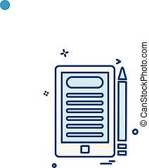 School icon design vector