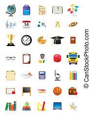 school-icons
