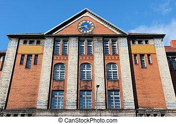 School in Poland