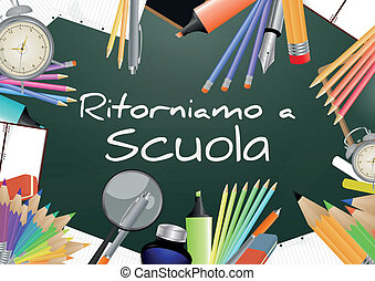 school italian