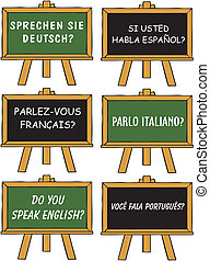 school of foreign languages